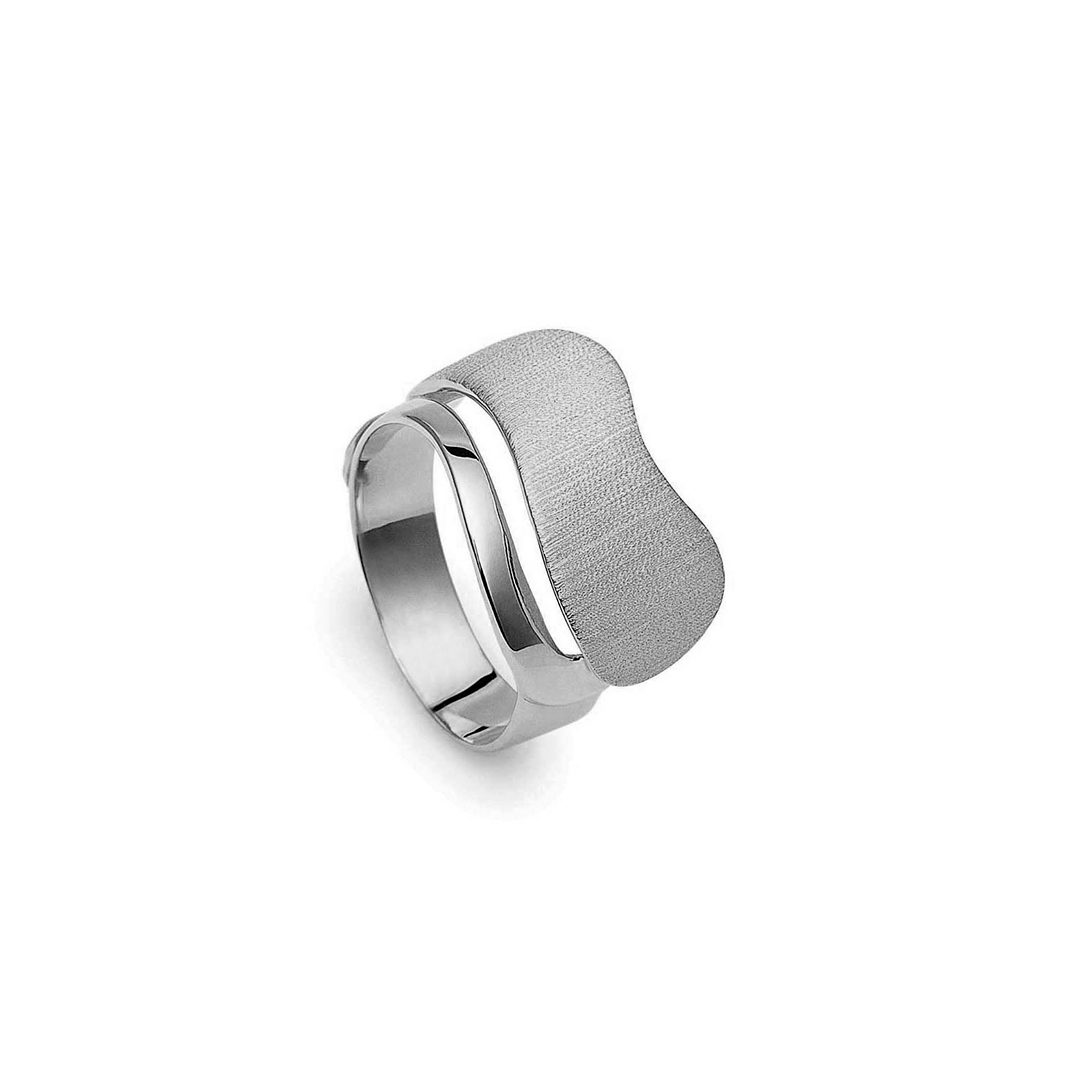 19.25Kt White Gold Ring