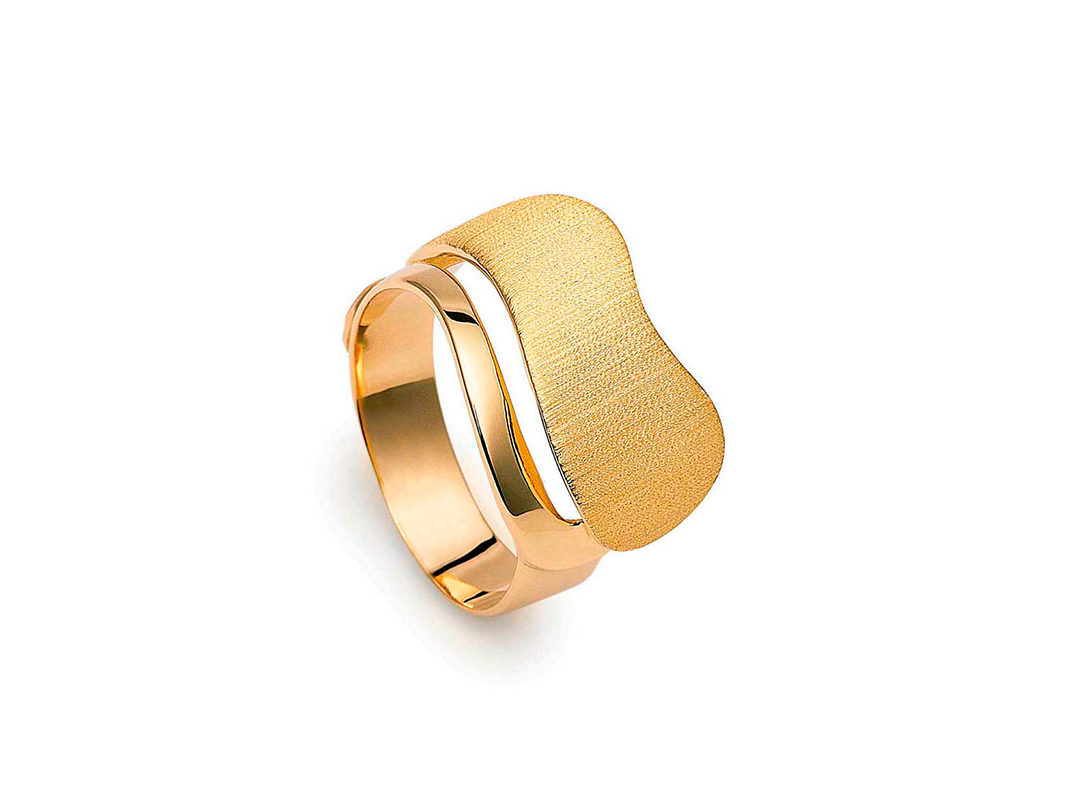 19.25Kt Yellow Gold Ring
